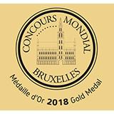 Concours Mondial Bruxelles 2018